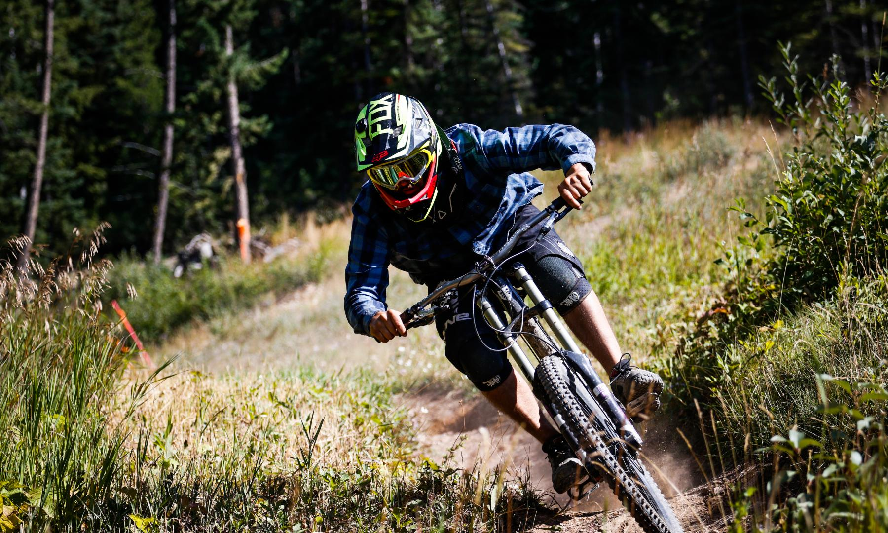 Image result for cycling downhill