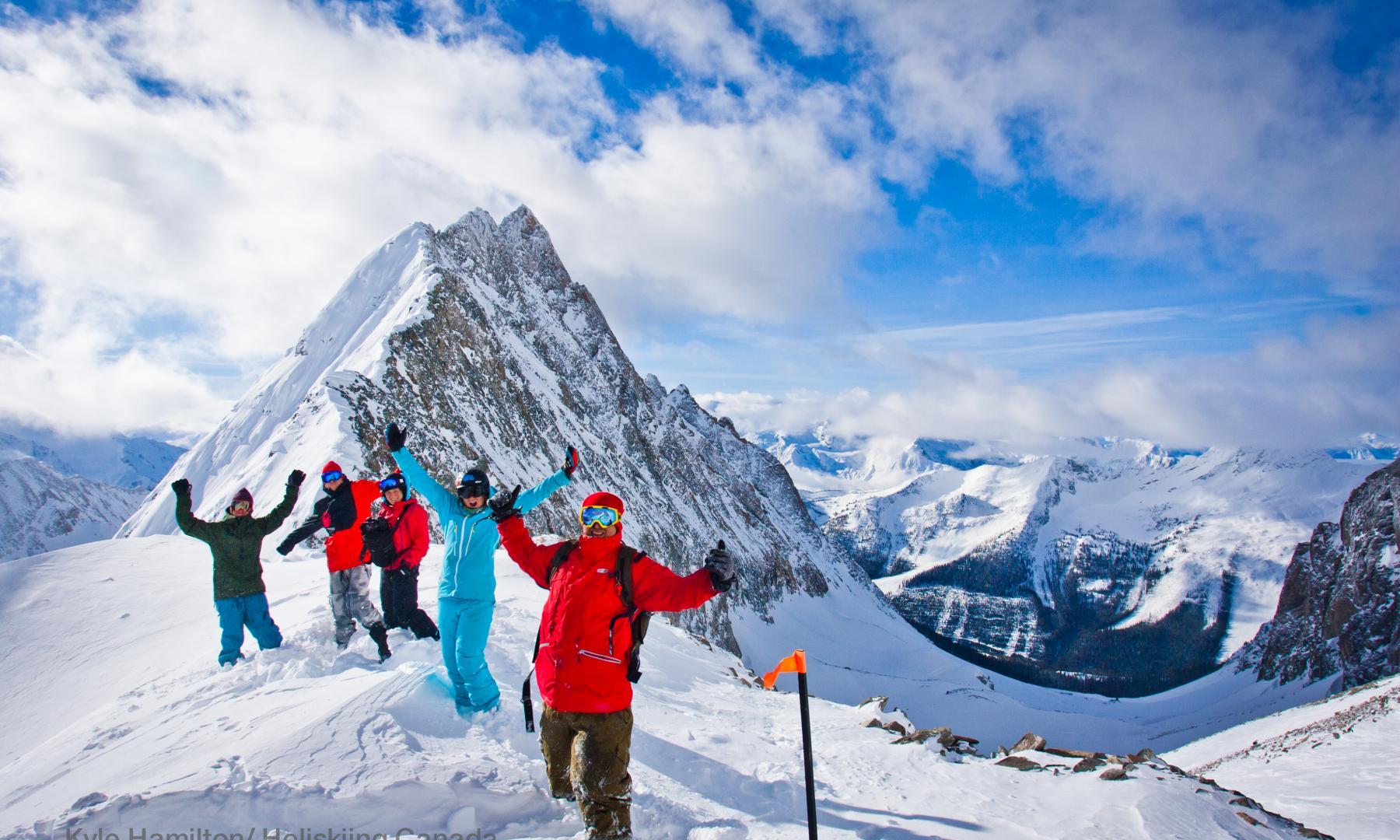heliskiing | panorama mountain resort