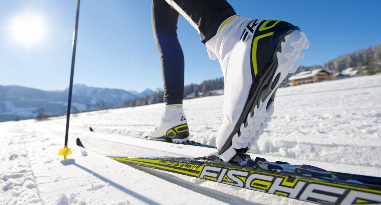 cross country skiing binding langlaufschuh cross country ski 39344 1