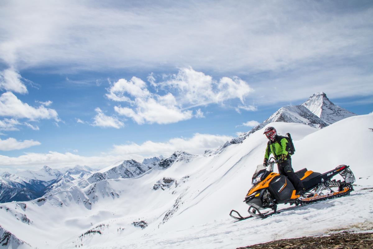 Snowmobiling | Panorama Mountain Resort