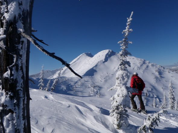PHOTO H RCRS BACKCOUNTRY BASICS COURSE AT FERNIE BC CANADA 2