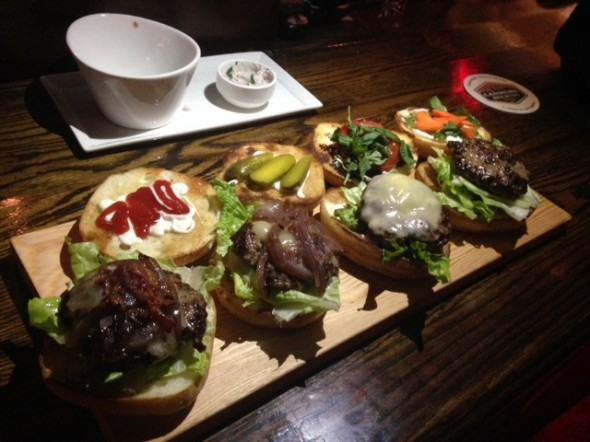 Sliders at HyFive Canmore