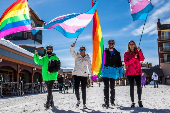 Big White Peak Pride 3