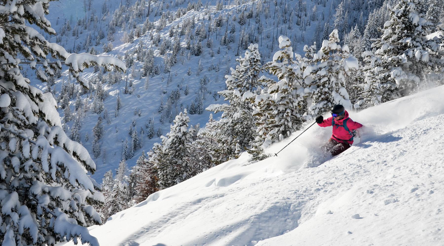 snow report & weather forecast - panorama mountain resort