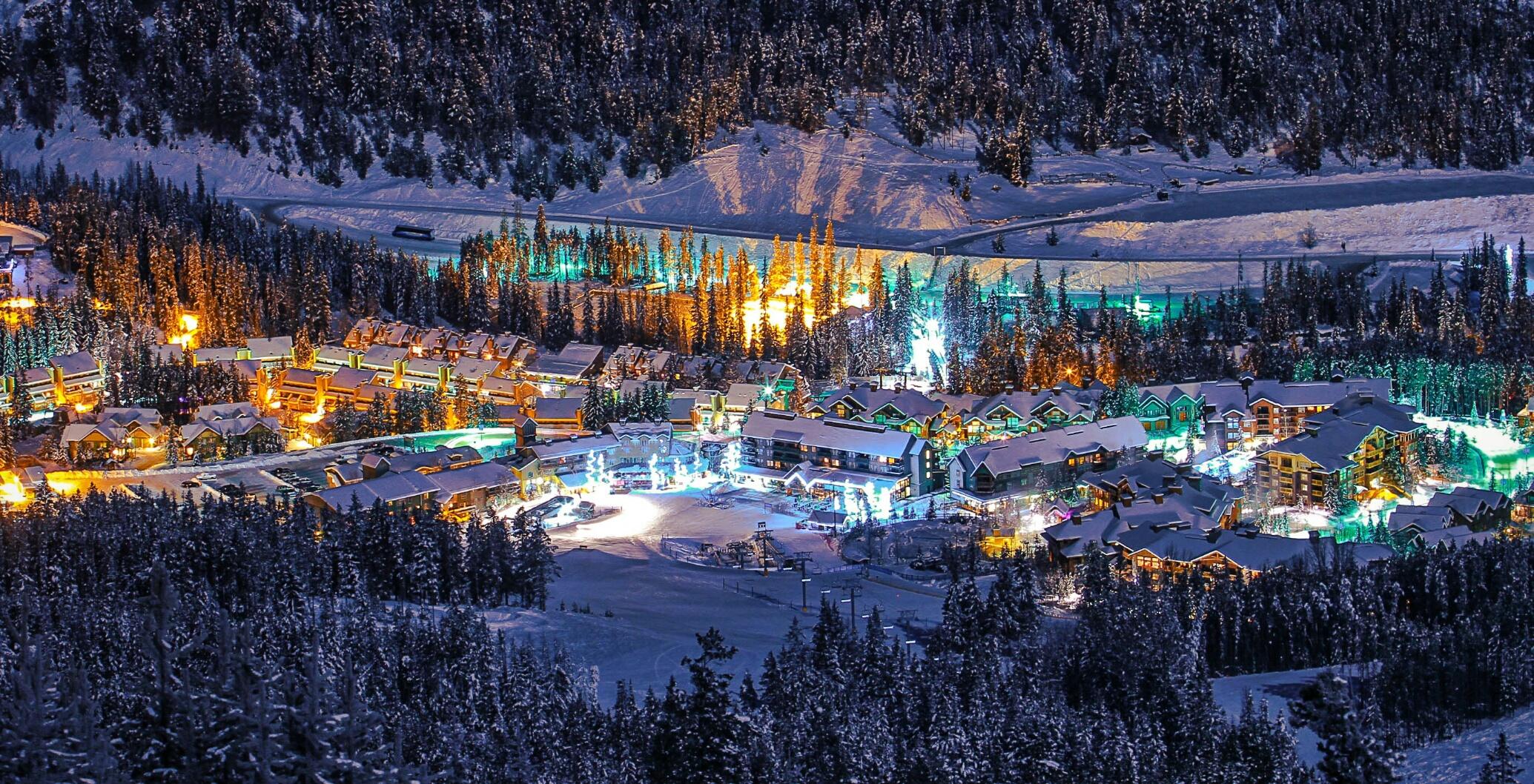 panorama mountain resort - british columbia ski-in / ski-out destination